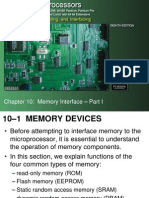 22446 S11 Memory Interface I