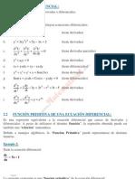 aspectos Generales de Las Ecuaciones