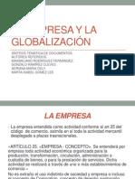 La Empresa (Diapositivas)