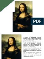 40316_Documento nº1  PPT1 LAS GIOCONDAS