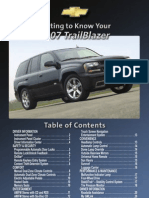 2007 Chevrolet Trailblazer Getknow