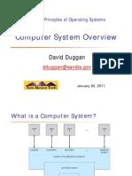 Lec02-ComputerSystem