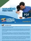 Plan Seguridad. (Plan de Gobierno de Henrique Capriles)