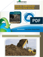 MÉTODOS DE REMEDIAÇÃO AVANÇADOS PARA SOLOS_Luiz-Rocha_Eng. Civil- UNIPAMPA