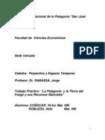 Caracteristicas de La Patagonia