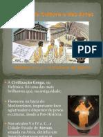 História da Cultura e das Artes módulo n.º 1