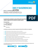 Matematica Tercer Ano A