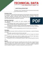 Light Eval Test