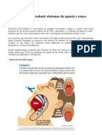 Careta Ajuda a Reduzir Sintomas Da Apneia e Ronco