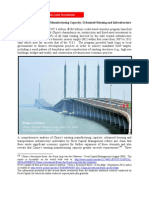 China Fixed Asset Investment - Chinese Stimulus Programs and Infrastructure Malinvestment