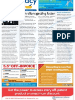 Pharmacy Daily for Thu 13 Sep 2012 - Australians getting fatter, Priceline record, DPP appeal and much more...
