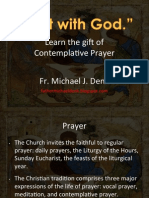 Contemplative Prayer Rest With God Pensecola Complete