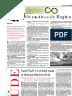 Contraponto - Roberto Denser - Os Motivos de Regina