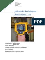procedimiento termografia fowest
