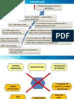 Caso Cisco Implementando Una ERP