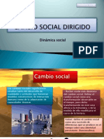 JCG, Dinamica social