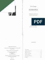 Eumeswil - Ernst Jünger - English