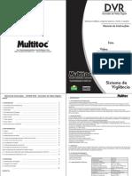 Manual Dvr Mu 600