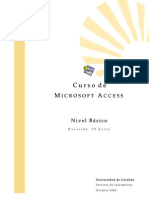 Access 97 Basic o