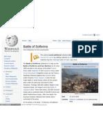 En Wikipedia Org Wiki Battle of Solferino