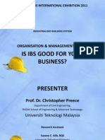Is Industrialized Building System (IBS) good for business?
