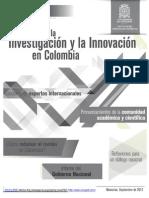 El futuro de la Investigación y la Innovación