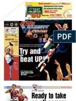 INQUIRER LIBRE Varsity Action Sept. 13, 2012
