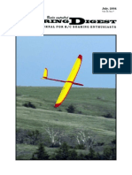 R/C Soaring Digest - Jul 2004