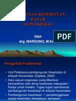 PKD PUSKESMAS