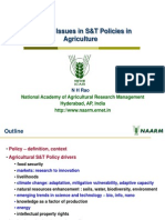 CurrentIssues-S&T_policy.ppt