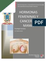 Hormonas Femeninas y Cancer de Mama (Reparado)