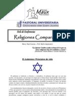 Religiones Comparadas 01 Judaísmo