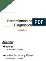 Analisis Factorial y Causal