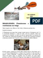 BRASILEIRÃO Fluminense e Atlético-MG continuam na briga