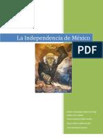 Informe Indepencia de Mexico