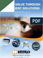 Hyflo Company Brochure 2010 Web