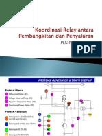 Koord Relay Pembangkit Lur P3B JB
