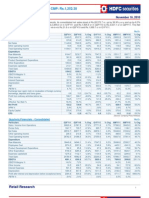 Hdfcsec Report