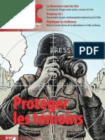 Magazine Croix-Rouge, Croissant-Rouge. No. 2, 2012