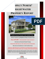 Aspect North Brightwater Property Report