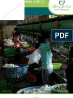 Alive & Thrive Vietnam maternity leave research summary | 2012