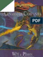 Dragonlance Cenario de Campanha D&D 3.5 SCANS by Oraculo - Dragao Banguela