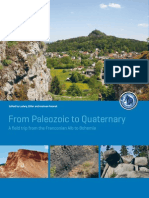 From Paleozoic to Quaternary