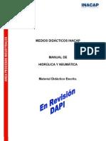 manual hidráulica y neumática inacapT