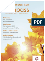 Niedersachsen Kompass 02/2012 - Trends, Meinungen, News