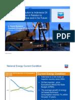 AHB Chevron Contribution to Indonesia_Pompa YSR06102011
