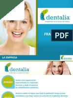 DENTALIA - Presentación de Franquicia
