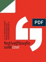 Festival Filosofia 2012