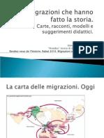 Le migrazioni che hanno fatto la storia (Antonio Brusa, Recanati, 2010)