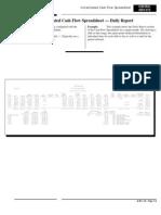 Consolidated Cashflow Spreadsheet